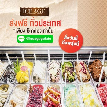 Ice cream and gelato supplies for restaurants and hotels